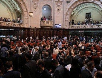 Deputados devem aprovar hoje auxílio emergencial estadual