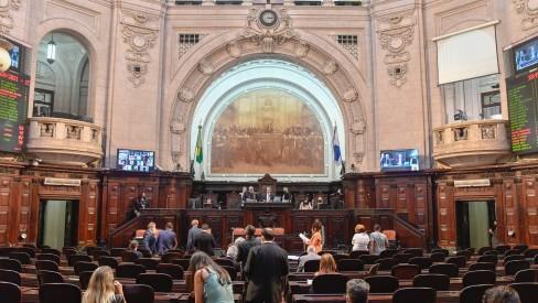 Auxílio emergencial do Rio vai ser votado pela Assembleia na terça-feira