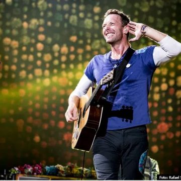 'Rock in Rio 2021 terá Coldplay', diz jornalista