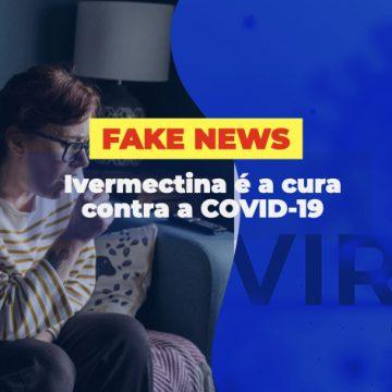 """E agora?:""""Própria fabricante diz que ivermectina não tem eficácia contra a covid-19"""""""