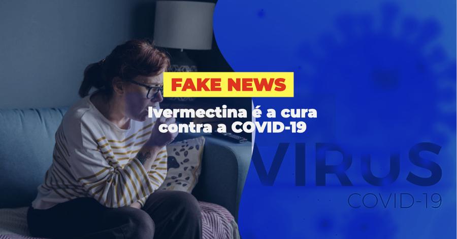"""E agora?:""""Própria fabricante diz que ivermectina não tem eficácia contra a covid-19″"""