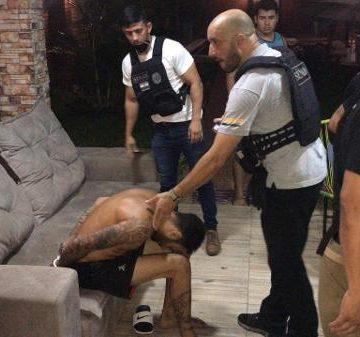 Suspeito de fornecer armas e drogas para facções no RJ é preso no Paraguai