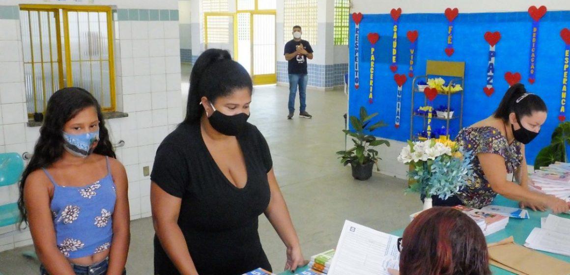 Ano letivo da rede municipal de Nova Iguaçu começa na próxima segunda-feira (1º) somente com aulas remotas. Cartão-alimentação terá novas recargas