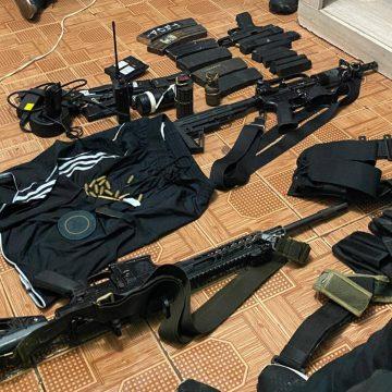 Polícia Militar apreende sete fuzis em menos de seis horas na Zona Norte do Rio