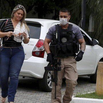 Policia Civil faz operação contra receptadores de cargas; Carminha Jerominho é alvo