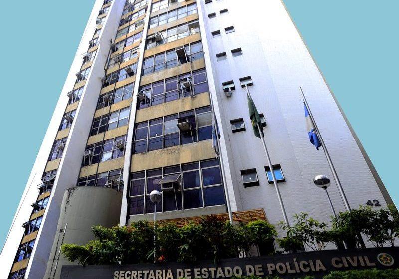 RJ:'Polícia Civil Realiza Operação Contra Pornografia Infantil'