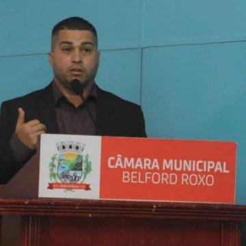 Vereador de Belford Roxo apresenta projeto para criação do Código Municipal de Defesa do Consumidor
