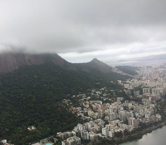 Frente fria se aproxima e Rio tem previsão de chuva ao longo da semana