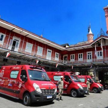 RJ:Quartéis Dos Bombeiros Vão Abrir As Portas Para Vacinação Contra A Covid-19