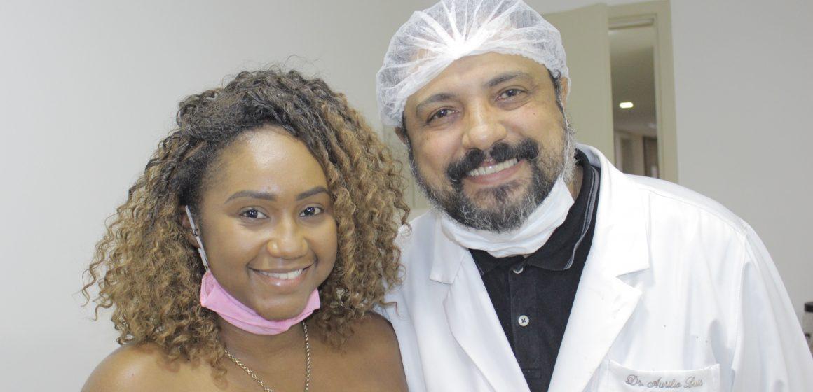 DR AURILIO LUIS O PEREGRINO DA BELEZA