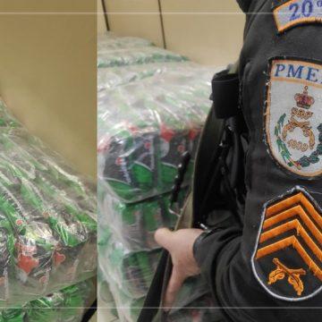 Polícia recupera 780 kg de feijão roubado em Nova Iguaçu