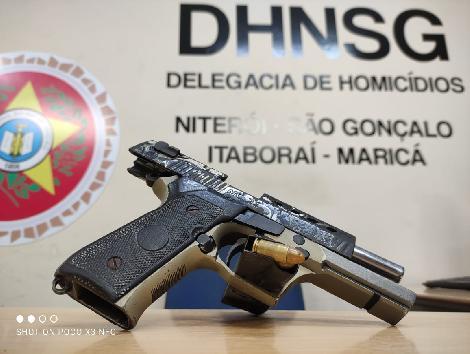São Gonçalo:Suspeitos de matar policial militar são presos
