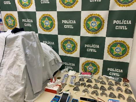Semana do Consumidor: Polícia Civil prende falso dentista, interdita mercado e açougue