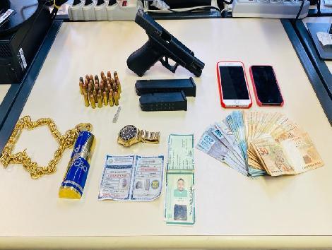 Força-Tarefa da Polícia Civil prende miliciano acusado de extorquir comerciantes e moradores da Zona Oeste