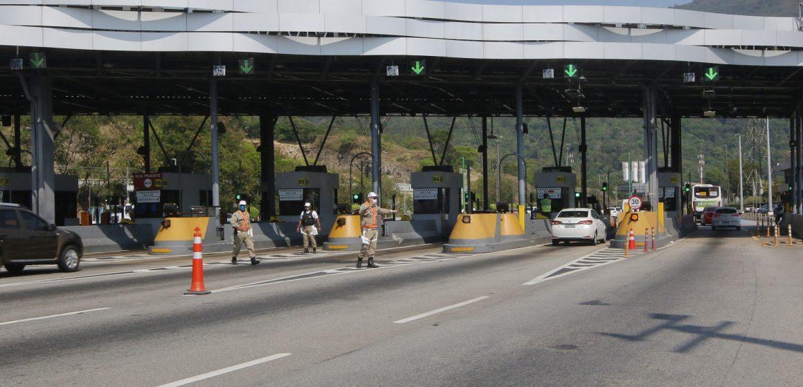 Atenção:'Decreto da prefeitura ratifica que pedágio da Linha Amarela não será cobrado'