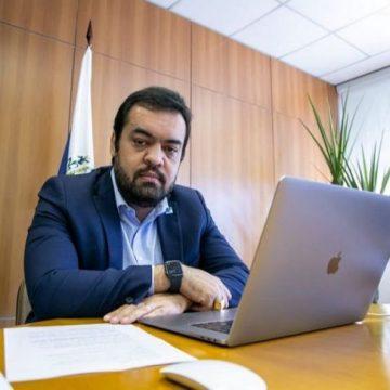 Governador em exercício transfere gabinete para a Baixada Fluminense