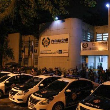 Polícia Civil prende integrantes de quadrilha de travestis suspeitos por extorsão
