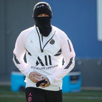 """PSG tem Neymar de volta para encarar o Lyon, na primeira das """"decisões"""" das próximas semanas"""