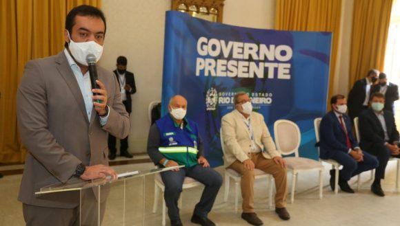 Governo do rio investe na Infraestrutura viária do Médio Paraíba  Sul Fluminense e Noroeste