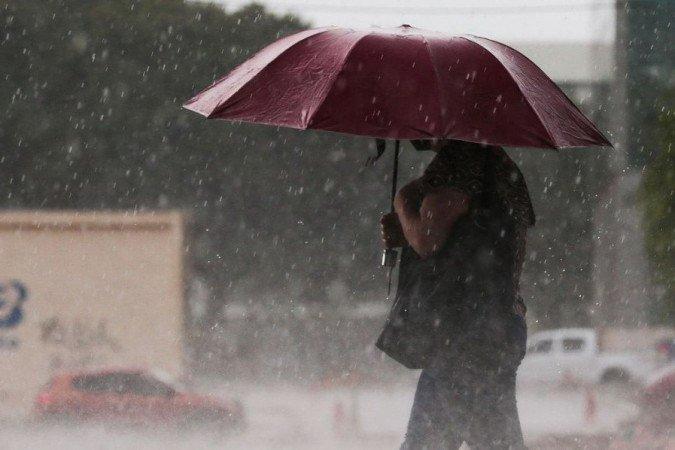 """Atenção:""""Chuva de 130 mm e frio abaixo de 3 ºC: veja alertas da meteorologia"""""""