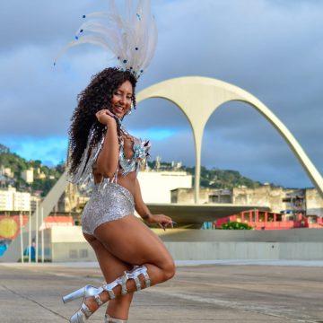 Unidos da Ponte já tem nova Rainha para próximo de carnaval