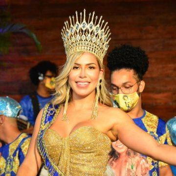 Mesquita já tem uma Rainha no mundo do Samba!