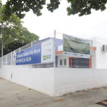 Nova Iguaçu inicia atendimentos na nova sede da Clínica da Família do bairro Vila Nova