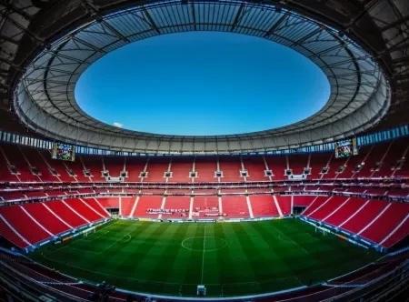 Fla x Palmeiras volta a ficar sem local definido após decisão da Justiça.