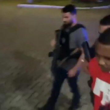 Narcomiliciano é preso em evento de pagode na Zona Norte do Rio