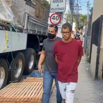 Integrante de organização criminosa é preso por roubo milionário de bobinas de energia