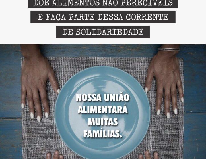 Shopping Nova Iguaçu e TopShopping se unem para combater a fome