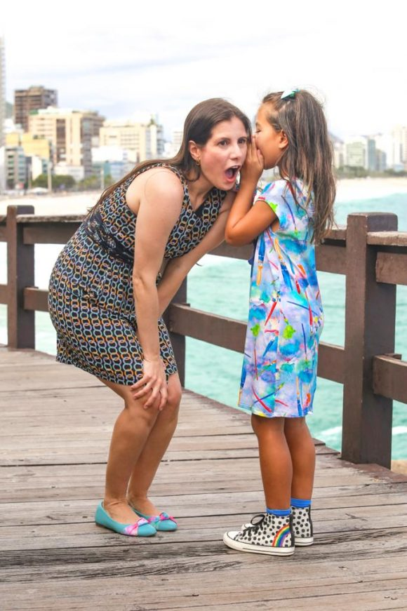 Atriz Evelyn Montesano, fala da importância de ler os sinais emitidos pelas crianças!