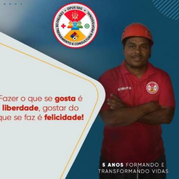 Diretor da OPUS SEG parabeniza todos os bombeiros;'Civis e Militares' de todo Estado do Rio de Janeiro