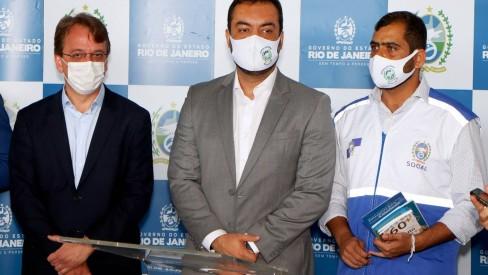 Governo do Estado inaugura primeiro posto do Detran para pessoas com deficiência