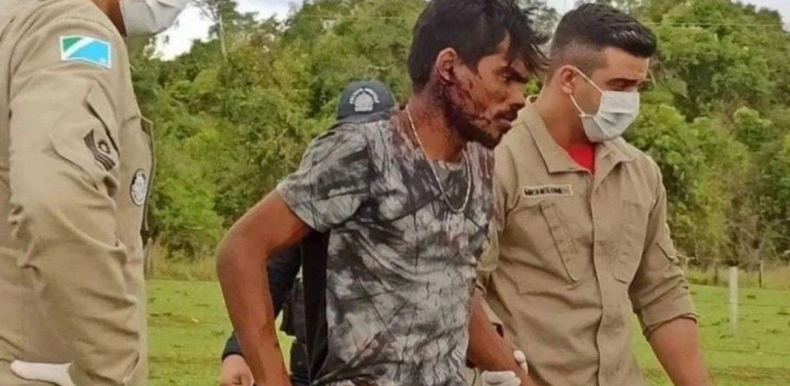 """SURTARAM:""""Homem é espancado após ser confundido com Lázaro Barbosa"""""""