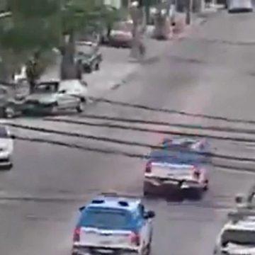 Dois homens são presos após troca de tiros com PMs em Vista Alegre