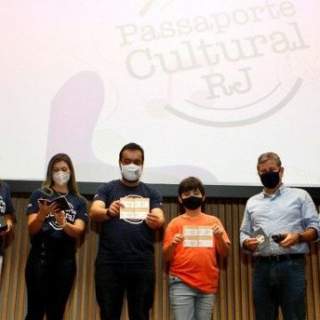 Governo do Estado lança o programa Passaporte Cultural RJ