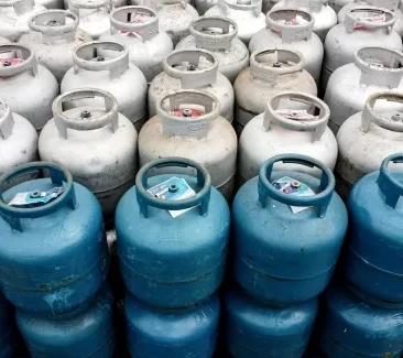 Gás de cozinha da Petrobras sobe quase 6% a partir de segunda-feira