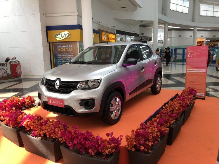 Shopping Grande Rio, da Aliansce Sonae, vai sortear carro 0Km para o Dia dos Namorados