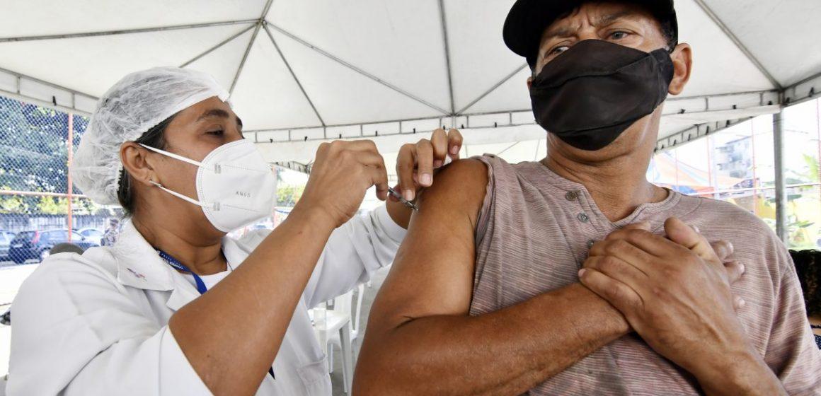 Nova Iguaçu Vacina Pessoas De 50 Anos Nesta Terça-Feira (22)