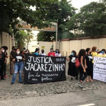 Um mês após operação do Jacarezinho, moradores farão ato para cobrar respostas da Polícia Civil