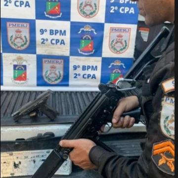 Guerra entre facções rivais deixa um suspeito morto em comunidade da Zona Norte