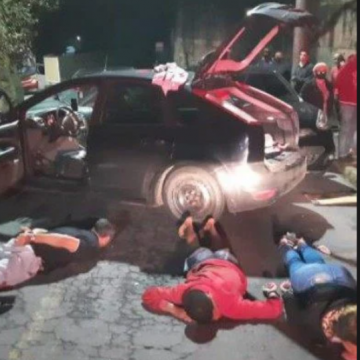 Após troca de tiros, polícia apreende drogas e detém suspeitos no bairro Independência