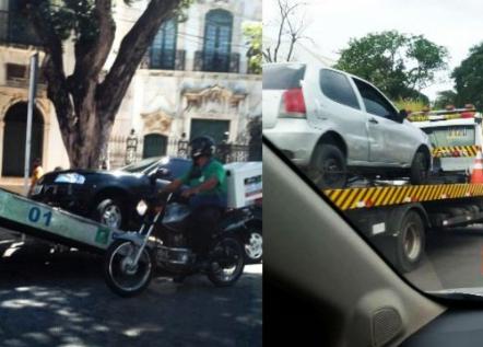 Assembleia do RJ aprova proibição de reboque de veículos na presença do motorista