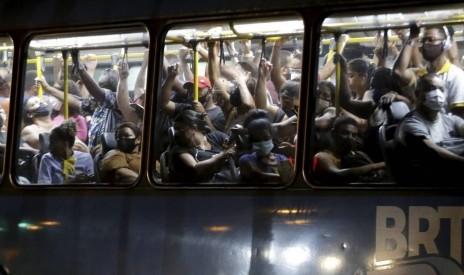 Cidade do Rio terá campanha contra o assédio sexual no transporte público