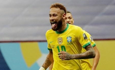 Copa América: Neymar brilha e Brasil vence a Venezuela por 3 a 0 na estreia