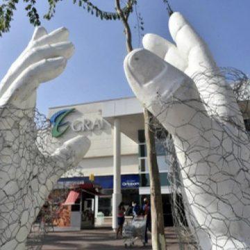 Segunda fase da exposição Rio de Mãos Dadas está exposta no Shopping Grande Rio