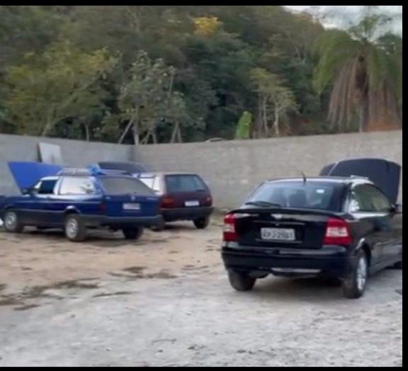 Homem é preso por receptação qualificada em local de desmanche de carros em Nova Iguaçu