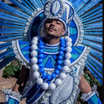 Inocentes de Belford Roxo mostra protótipos de fantasias do Carnaval 2022 em formato de websérie