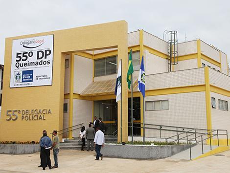 """RODOU:Dono de loja é preso por receptar celular em Queimados"""""""
